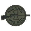 Патч One Shot One Kill