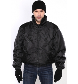 Куртка Flight Jacket, черная